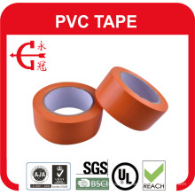 Cinta aislante para PVC certificada SGS / ISO
