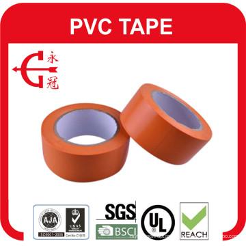 Cinta aislante de PVC de adherencia fuerte