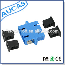 Sma st fibra óptica adaptador / árvore de Natal adaptador / obturador sc adaptador