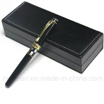 Superior Metal Shell Black Pen Set for Business Gift