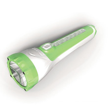 Magnetic and 340lm 18650 Battery Rechargeable Flesh Torch (X6)