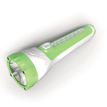 Magnético e 340lm 18650 bateria tocha de carne recarregável (x6)