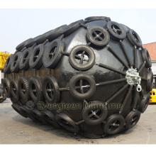 Defensa flotante del puerto del muelle de la nave del barco de la espuma de EVA flotante del poliuretano hecha en China