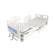 Adjustable operation economic manual hospital bed
