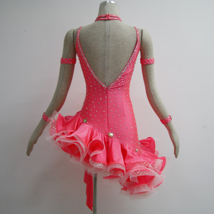 Latin Dancesport Costume For Ladies