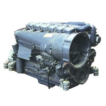 Max. Drehmoment. M Bore / Stroke102 / 125 Deutz Motor