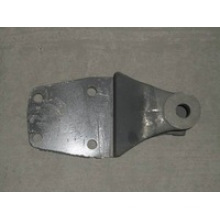 Aço L Suportes Polimento CNC Usinagem de Peças Metálicas