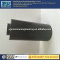 Custom high quality cnc turning plastic pipe bushing