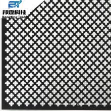 Pantalla de aluminio perforada hoja de aluminio 0.080 7005 hoja de aluminio