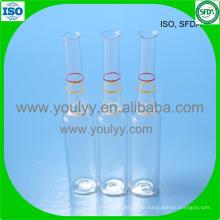 Sterile Wasserampulle