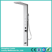 El panel más último de la ducha del acero inoxidable del diseño (LT-X185)