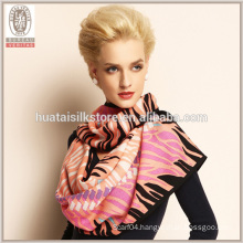 Camouflage scarf fashion wool stole scarf and shawl wholesale