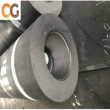 Low Resistivity RP graphite electrode with high density
