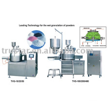 Pharma TVG Series Rapid Mixer Granulator