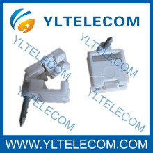 FTTH Accessoires Clamp Nail Buckle, Cable Clip