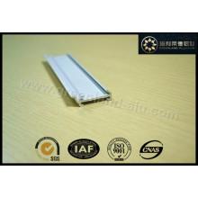 Roman Blind Rail con gancho y lazo de aleación de aluminio 6063 T5