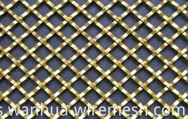 Decorative SS304 Crimped Wire Mesh (1)