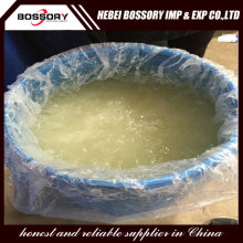 SLES 70% paste making liquid soap shampoo