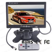 7 Zoll LCD Digital Screem Reversing Kopfstütze Rearview Monitor