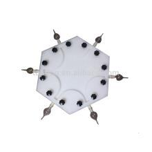 Appareil de laboratoire de physique Olfactomètre d'insecte Détecteur d'odeur d'insecte Olfactory Apparatus-300 Series.Drying Tower: 500ml 4pcs FOB Refere