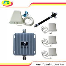 Amplificateur mobile professionnel de signal de répétiteur de bande magnétique de GSM 3G 850MHz 1900MHz