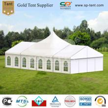Tente de mariage indienne de toit clair à l'eau 10X20 à vendre