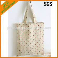 Promotional cotton tote bag for grocery