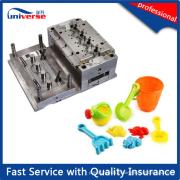 OEM Custom Made Plastic Injection Toys Mold