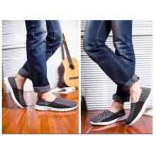 Chaussures tissées à la main, chaussures décontractées 17