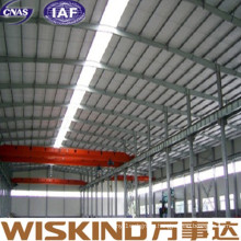 Prefab Industrial Construction Light Steel Structure with Low Price