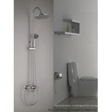 Круглый насадка для душа ванной Кран (мг-1222)