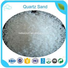 Preiswerter hoher Qualitäts-Quarzsand für Sandstrahlen / Rasen-Sand