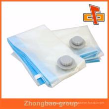Hersteller-Qualität Kundenspezifischer Vakuum-komprimierter Beutel für Kleidung oder Nahrung