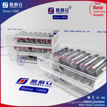 High Quality Clear 5 Tier Acrylic Lipstick Organizer