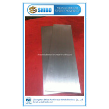 Professional Manufacturer High Purity 99.95% Tungsten Sheet with Superior Quality