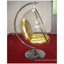 Indoor Hanging Chair or Acrylic Hanging Bubble Chair