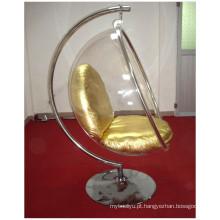 Cadeira de suspensão interna ou bolha acrílica cadeira