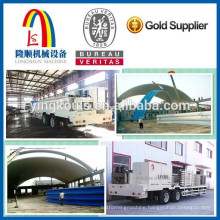 Long Span Curving Sheet Roof Forming Machine