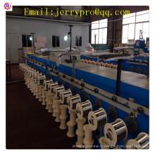 40H (40 têtes/lignes) fil de cuivre recuit et étamage Machine (recuit équipement)