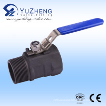 Carbon Steel M/F Ball Valve