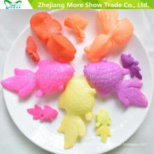 Brinquedos de crescimento de água Ocean Animals Expanding Fish Toys