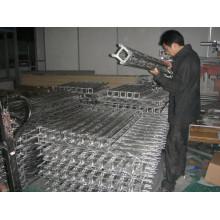 Mini braguero del sistema de braguero de la etapa de aluminio global de 100x100, soporte publicitario, evento al aire libre del stand de exhibición de productos
