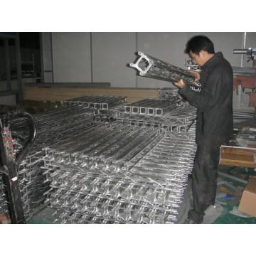100x100 sistema de treliça de alumínio global do estágio mini treliça, publicidade stand, exposição do produto ficar eventos ao ar livre