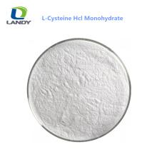Monohydrate de cysteine HCL de monohydrate de L-cystéine de L-cystéine de qualité alimentaire de bonne qualité