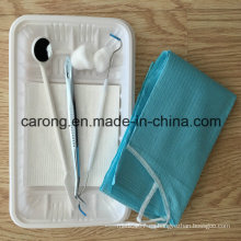 Kit de cuidado de la cavidad bucal desechable