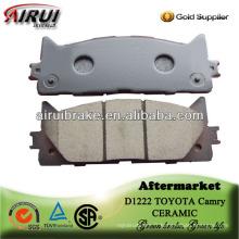D1222 toyota camry semi-métallisé sans manutention