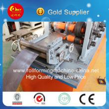 Máquina para fabricação de material de construção de pregos e trilhos de aço quente