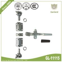 Standard-Trockenversandbehälter Hintertürschloss