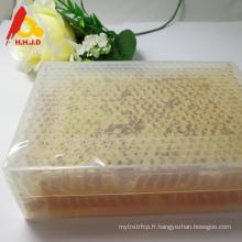 Peigne chinois miel abeille naturelle pure