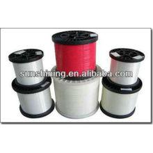 Hilado de nylon mono filamento